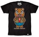 Johnny Cupcakes (Men's) T-Shirt: Culinary Dropout