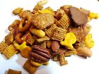 Captain's Trail Mix: MUCH Bolder Chex-Mix Flavor, w/ Cashews, Almonds, Pecans