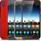 "New 6"" Large Screen 16gb Unlocked Android8.1 Quad Core 2sim Mobile Smart Phone"