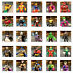 IMAGINEXT DC Super Friends Power Rangers Legends Blind bag Series - Your Choice photo