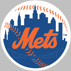 New York Mets MLB Decal Sticker Choose Size 3M air release BUY 3 GET 1 FREE on Ebay