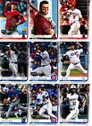 2019 Topps Series 2 - 150th ANNIVERSARY STAMPED PARALLELS - U Pick From List on Ebay