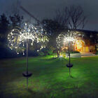 Waterproof Firework Starburst LED Solar Light for Frontyard Patio Lawn Garden