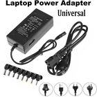 Laptop AC/DC Adapter Power Supply Charger Universal Interchangeable Connectors