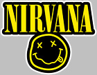Nirvana Rock Band Generation X Decal Sticker Choose Size 3M Vinyl BUY3 GET1 FREE