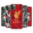 LIVERPOOL FC LFC DIGITAL CAMOUFLAGE HARD BACK CASE FOR APPLE iPHONE PHONES