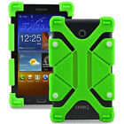 Kyпить Universal Silicone Rubber Cover Case Stand Fits Lenovo Tab E10 10.1