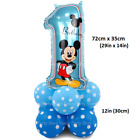 Disney Mickey Minnie Mouse Birthday Balloons Baby Shower Gender Reveal Party