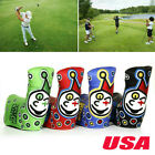 Putter Cover Headcover for Blade Golf Putter Golf Club Head Covers Cute Clown US