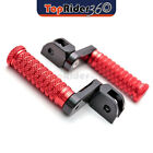 Front 40mm Extension Foot Pegs Fit America Carb 2002-2007 $59.88 USD on eBay