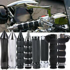 "1"" Handlebar Hand Grips Motorcycle For Harley Touring Sportster Honda Universal $21.56 USD on eBay"