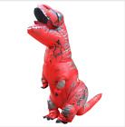Kids Adult Fancy Dress Inflatable Halloween Dinosaur Costume Tyrannosaurus Rex