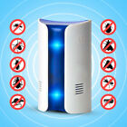 Ultrasonic Electronic Pest Control Mosquito Cockroach Mice Killer Repeller US
