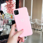 Iphone 8 Plus 7 Plus XS MAX XR Slim Love Heart Cute Girls Women Phone Case Cover