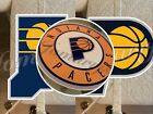 Indiana Pacers Basketball Team Logo NBA Sticker Decal Vinyl on eBay