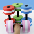 Water Weight Workout Aerobics Dumbbell Aquatic Barbell Fitness Swimming Awesome  image