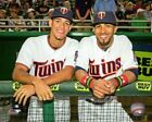 Jose Berrios & Eddie Rosario Minnesota Twins MLB Photo VG176 (Select Size) on Ebay