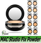 mac studio fix powder plus foundation nc shades 15g free p p brand new