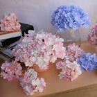 Retro Home Decorating Hydrangea Artificial Flowers Party Home Wedding Decoration Living Room DIY Décor Simple Home Decor