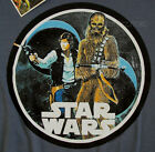 Junk Food Star Wars Ensemble Destroyed Finish Shirt Tail t-shirt Soft Tri-Blend $28.0 USD on eBay