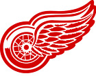 Detroit red wings corn hole set of 2 decals ,Free shipping, Made in USA #2 $15.99 USD on eBay