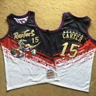 Vince Carter #15 Toronto Raptors Independence 2019 Throwback Limited Jersey on eBay