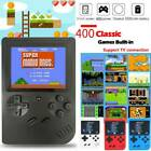 Mini Retro Handheld Game Console System 400 Games In 1 Built In Player Portable
