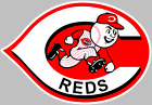 Cincinnati Reds MLB Decal Sticker Choose Size 3M air release BUY 3 GET 1 FREE on Ebay
