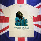 VTG-Sade Summer Deluxe World Tour 1993 Shirt Love 90s 1990s Size S M L XL FF110 image