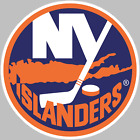 New York Islanders NHL Decal Sticker Choose Size 3M release BUY 3 GET 1 FREE $16.95 USD on eBay