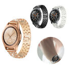 Stainless Steel Replacement Strap Watch Wristband For Samsung Galaxy Watch 46mm