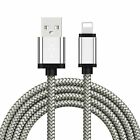 For iPhone 7 8 11 12 + Plus XS XR 8 PIN Charger Cable 3/6/10FT USB Charging Cord
