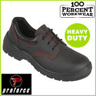 Pro Heavy Duty Mechanics Drivers Warehouse Work Safety Shoes Steel Toe Cap Sole