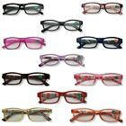 Reading Glasses Men Or Women Designer Readers Pick From 11 Fashionable Colors