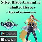 [Global] Epic Seven Silver Blade Aramintha + Limited + Moonlight Starter Account