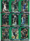 2018-19 Panini Prizm Green Prizm Basketball cards - Pick the ones you want !! on eBay