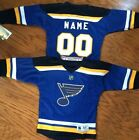 St. Louis Blues Toddler Size 2T to 4T NHL Hockey Jersey add  any name $39.99 USD on eBay