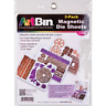 ArtBin Magnetic Die Sheets- 3/Pack 6979AB, refill for 6978AB Used in scrapbookin