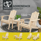 Gardeon Outdoor Chairs Table Set Patio Furniture Beach Chair Lounge Adirondack