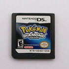 Pokemon Diamond Pearl Platinum Version Game Card For 3DS NDSI NDS NDSL