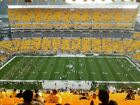3- 50 YARD LINE PITTSBURGH STEELERS VS. INDIANAPOLIS COLTS TICKETS SEC.511 11/3 $52.0 USD on eBay
