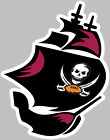 Tampa Bay Buccaneers 2 Logo Decal Sticker Choose Size 3M LAMINATED BUY3GET1FREE $29.95 USD on eBay