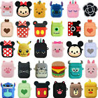 Cute Cartoon Earphone Protective Silicone Cover For Airpods Charging Case STOCK £4.59  on eBay