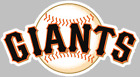 San Francisco Giants Logo Decal Sticker Choose Size 3M LAMINATED BUY 3GET 1FREE on Ebay