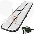 10/13/19/20ft Airtrack Inflatable Air Track Gymnastics Tumbling Mat GYM + Pump