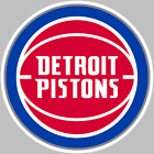 Detroit Pistons NBA Logo Decal Sticker Choose Size 3M LAMINATED BUY3 GET 1 FREE on eBay