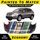 NEW Painted To Match - Front Bumper Replacement for 2008 2009 2010 Nissan Rogue