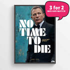 James Bond No Time To Die Daniel Craig- Free Delivery - 3 for 2 £2.99 GBP on eBay