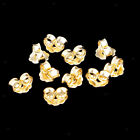10pcs 3mm Butterfly Earring Safety Backs Jewelry Ear Nuts Earring Wire Stopper