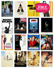 Classic Cult Film Posters, Movie Posters A3 A4 - Free Delivery - 3 for 2 £2.49 GBP on eBay
